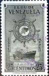 Sellos del Mundo : America : Venezuela : Intercambio 0,20 usd 25 cent. 1948