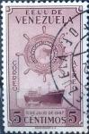 Sellos del Mundo : America : Venezuela : Intercambio 0,20 usd 5 cent. 1952