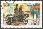 Stamps Afghanistan -  L. Serpollet 1887