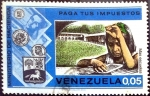 Sellos del Mundo : America : Venezuela : Intercambio 0,20 usd 5 cent. 1974