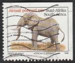 Sellos de Africa - Sudáfrica -  Elefante africano