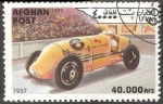 Stamps : Asia : Afghanistan :  Coches deportivos 1937