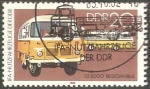 Stamps Germany -  Transporte