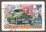 Stamps Australia -  GMH Holden