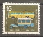 Sellos de Europa - Alemania -  Autobus