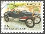 Sellos del Mundo : Africa : Benin : Bugatti 13