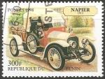 Sellos del Mundo : Africa : Benin : Napier