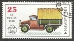 Sellos del Mundo : Europa : Bulgaria : Postal Truck-Camión de correo
