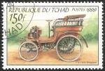 Sellos del Mundo : Africa : Chad : F.N. 1900 Belgica
