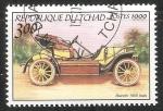 Sellos del Mundo : Africa : Chad : Bianchi 1906 Italia