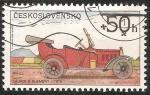 Sellos de Europa - Checoslovaquia -  Laurin & Klement 1914