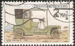 Stamps Czechoslovakia -  Tatra NW typ E 1905