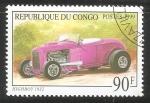 Sellos de Africa - República del Congo -  Highboy 1932