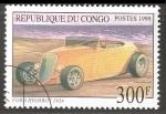 Sellos de Africa - República del Congo -  Se comenzó a producir en el año 1932 y se finalizó con su producción en el año 1934, modelo que fue