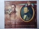Sellos de America - México -  Bicentenario de la Independencia de México
