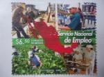 Sellos de America - México -  Servicio Nacional de Empleo.