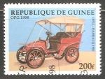 Sellos del Mundo : Africa : Guinea : Opel - Darracq 1902