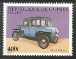 Stamps Guinea -  Rumpler 1921