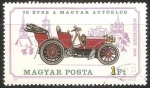 Stamps : Europe : Hungary :  Mercedes 1901