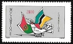 Stamps : Africa : Mozambique :  Mozambique-cambio