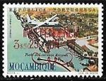 Stamps Mozambique -  Mozambique-cambio