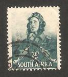 Stamps South Africa -  Aviador