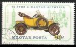 Sellos de Europa - Hungría -  Swift 1911