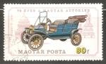 Sellos de Europa - Hungría -  Ford T 1908