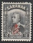 Stamps Malaysia -  Sarawak - Sir Charles Vyner Brooke