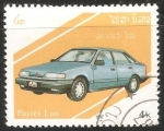 Sellos de Asia - Laos -   Vauxhall Cavalier