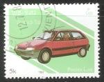 Sellos del Mundo : Asia : Laos : Renault 5