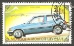 Sellos de Asia - Mongolia -   Honda, Japan