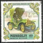 Sellos de Asia - Mongolia -  Armstrong Siddeley 1904