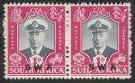 Stamps Africa - Namibia -  George VI