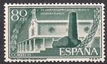 Sellos del Mundo : Europa : España : xx aniversario ded la exaltacion ....