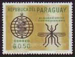 Stamps Oceania - Papua New Guinea -  Lucha contra la malaria