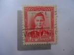 Stamps New Zealand -  Jorge VI - Scott/Nz:073