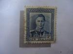 Sellos de Oceania - Nueva Zelanda -  Jorge VI - Scott/Nz:228c.