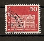 Sellos de Europa - Suiza -  Serie Basica.