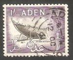 Stamps Yemen -  Aden - 57 A - Astillero naval