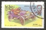 Sellos de Asia - Omán -  Brush 1910