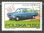 Sellos de Europa - Polonia -  Fiat