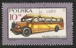 Sellos de Europa - Polonia -  Saurer zawrat 1936