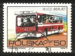 Sellos de Europa - Polonia -  Jelcz Berliet
