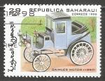 Sellos del Mundo : Asia : Arabia_Saudita : Daimler Motor 1897