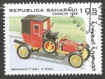 Sellos de Asia - Arabia Saudita -  Renault 1906
