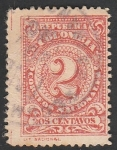 Stamps : America : Colombia :  Cifra