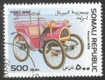 Sellos de Europa - Reino Unido -  Renault 1898