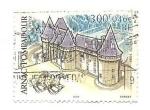 Stamps : Europe : France :  Arnac-Pompadour