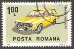 Sellos de Europa - Rumania -  Dacia 1300